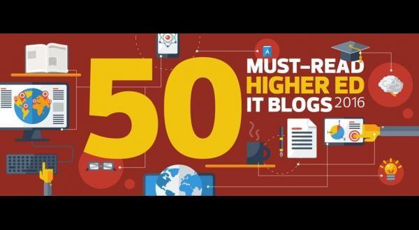 Must Read Higher Ed Blogs