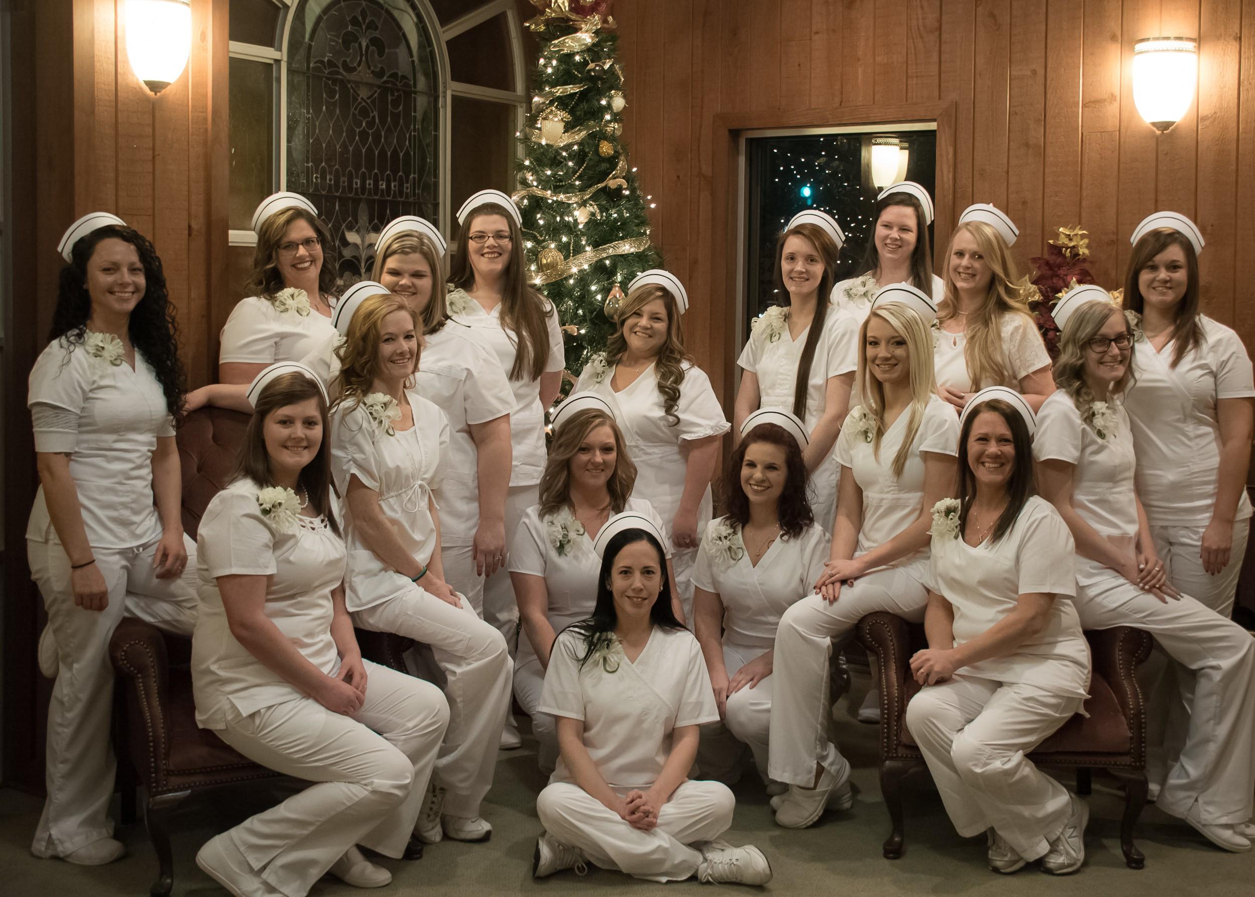 Winchester Campus Practical Nursing Graduates