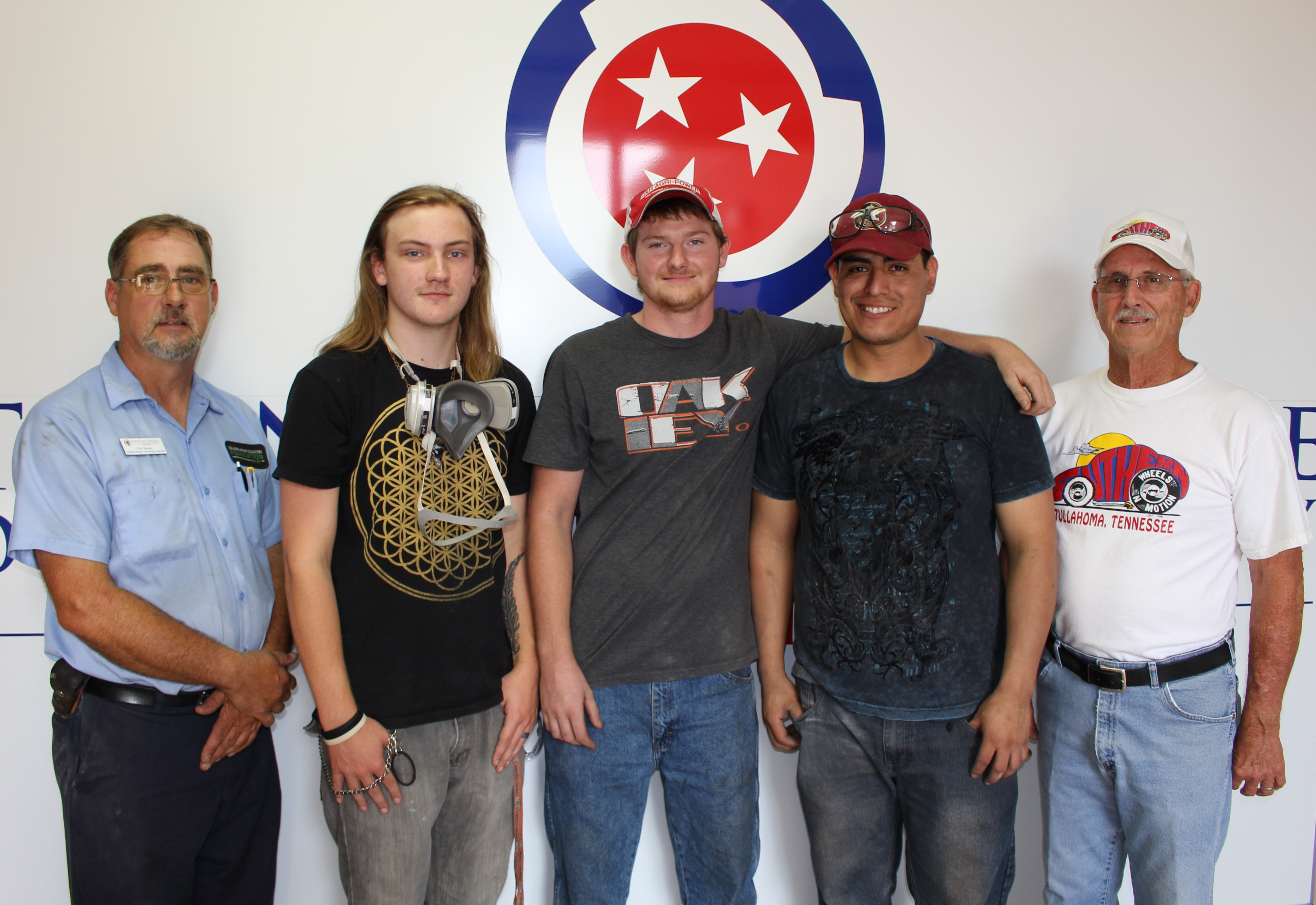 CRT Scholarship recipients