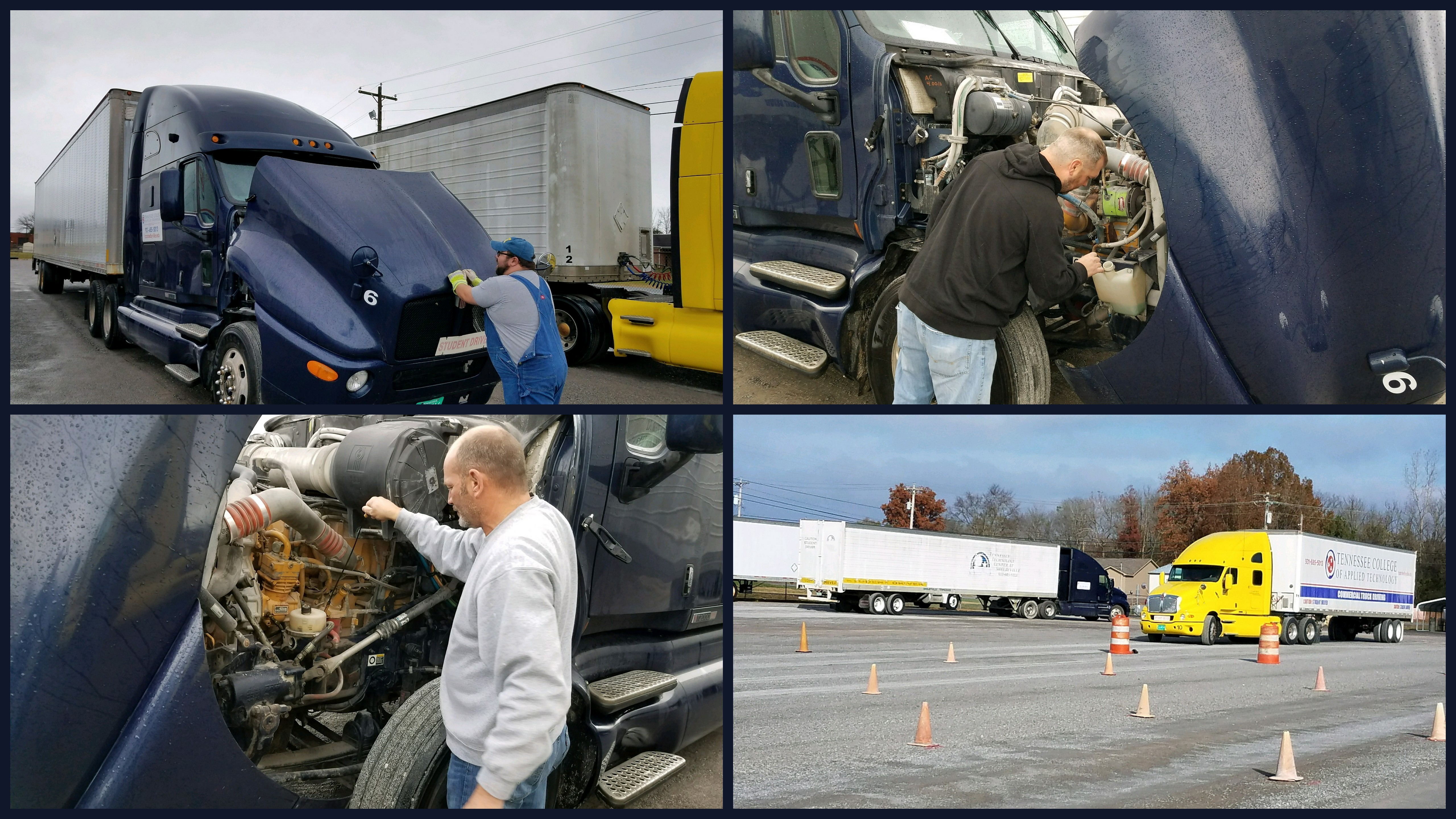 Truck Driving Course