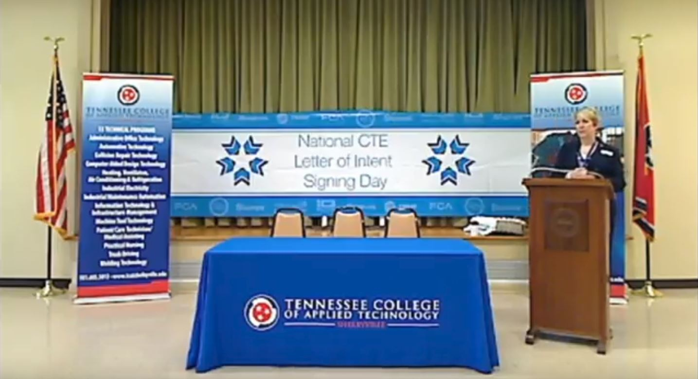 NC3 signing day